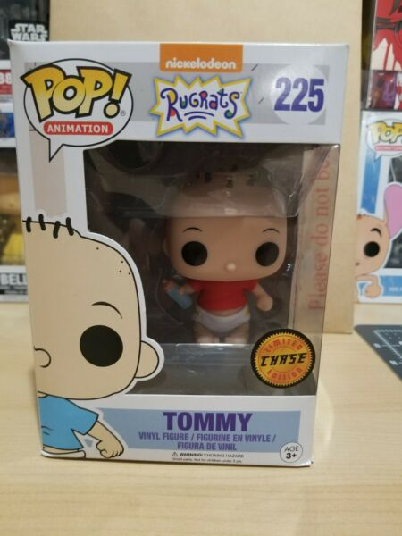 Funko Pop Vinyl Animation Tommy Red Shirt Chase Discounts C $24.99