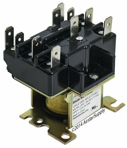 Relay Switching 24 V