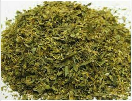Damiana Leaf Wild Crafted 1 2 4 6 8 12 16 oz ounce lb lbs pound Cut Sifted CS