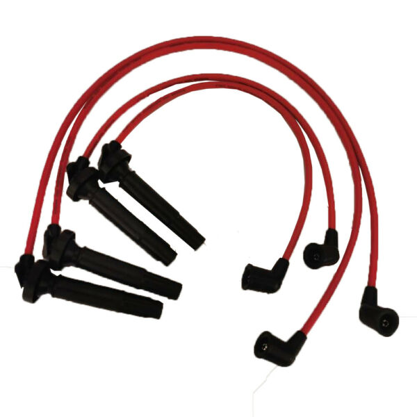 Spark Plug Wire Igntion Cable Sets Leads For Subaru Impreza 2005-2011 2.5L