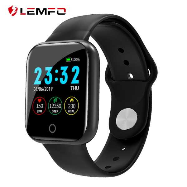 LEMFO I5 Men Women Smart Watch Heart Rate Blood Oxygen Pressure Sports Bracelet