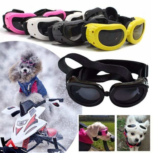 Extra Small Dog Sunglasses Eye Protection Pet Puppy Goggles Sun Glasses Wear $9.79