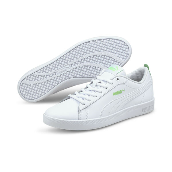 PUMA Smash v2 Leather Women's Sneakers Women Shoe Basics