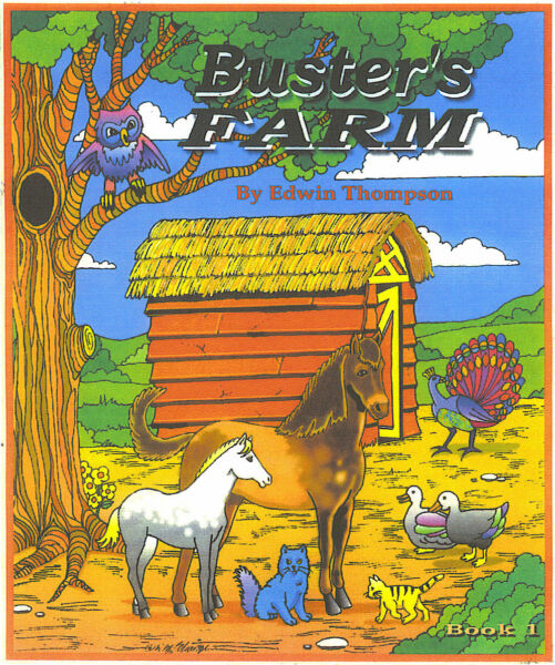Buster's Farm by Edwin Thompson - A Unique Business Opportunity