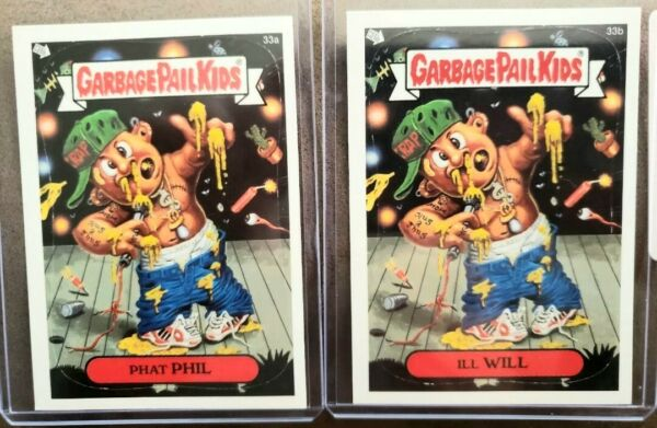 ~AUTHENTICMINT~ 2003 ANS1 Garbage Pail Kid Cards #33ab~