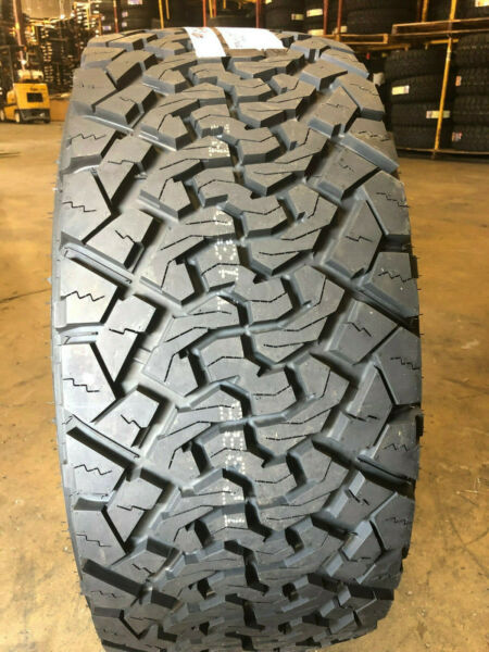 4 NEW 33X12.50R20 Venom Terra Hunter X T 33 12.50 20 All Terrain Tires AT10ply