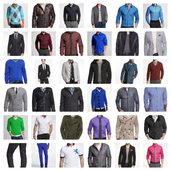 $5000 NEW【 EXPRESS 】Wholesale Lot - NWT Bulk Brand Name Jackets Coats Shirts