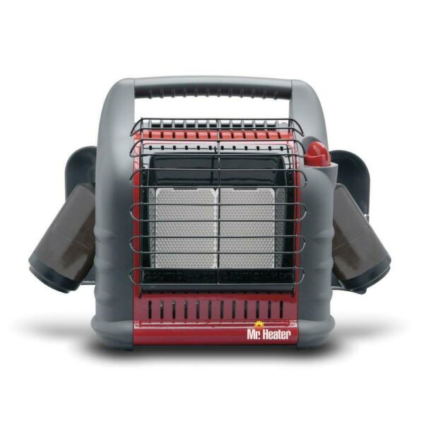 Mr Heater-F274800R Factory Reconditioned MH18B Big Buddy Heater (Color