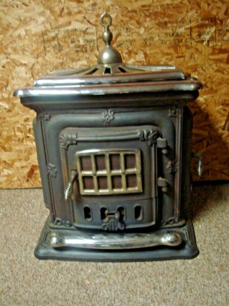 Cast Iron Parlor  wood stove