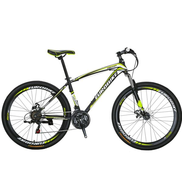 X1 27.5quot; mountain Bike Shimano 21 Speed Mens Bicycle Front Suspension Disc Brake $269.00