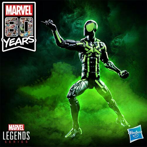 Marvel Legends Big Time Spider-man Action Figure 80th Anniversary 6Inch IN STOCK