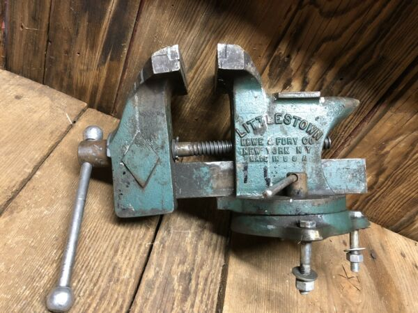Littlestown No. 450 Swivel Anvil Vise 4 12