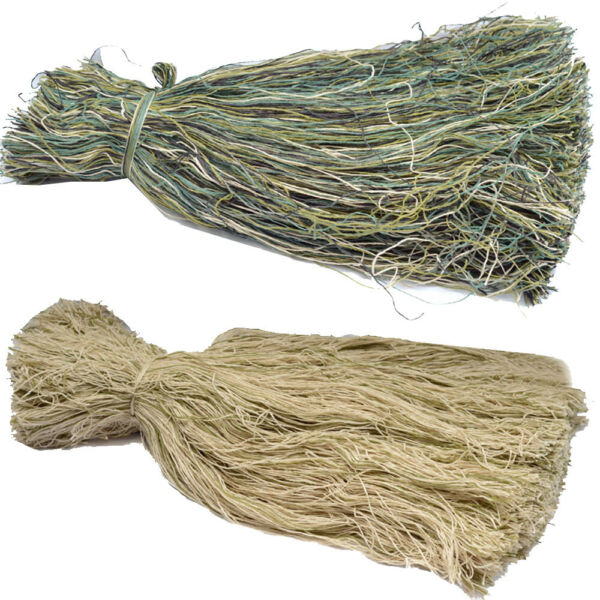 A Ball of Camouflage Yarn Stealth Ghillie Suit Costume Hunting Clothing Accesory