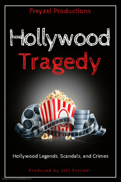 IMDb Associate Producer Film Credit for 5 Episodes of Hollywood Tragedy Series