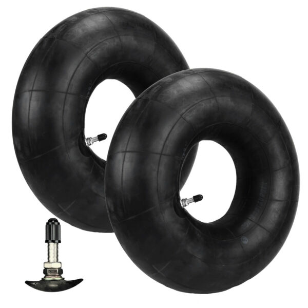 Two Doberman 25x8-12 Tubes ATV Tire Inner Tubes TR6 Valve Heavy Duty 25x8.00-12