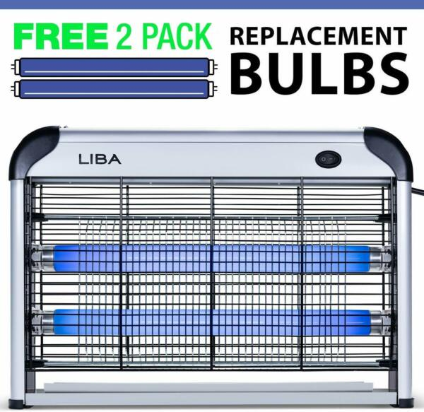 Indoor Bug Zapper Electric Insect Fly Pest Bug Gnat and Mosquito Trap $36.99