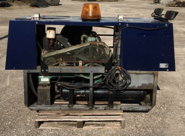 Used Portable Champion Gas Air Compresser fits Pick Up Truck FREE Shipping ** $1295.00