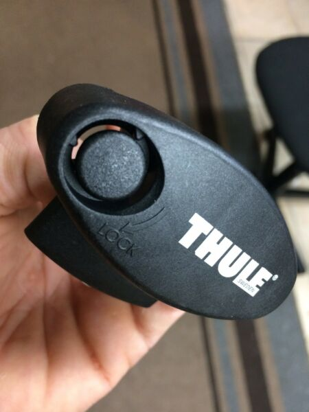 SINGLE Thule Replacement 450 450R Crossroad Handle Tool Cover End cap Freeship $16.00