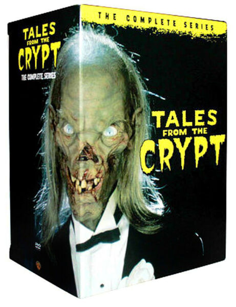 Tales from the Crypt: The Complete Series Seasons 1-7(DVD 2017 20-Disc BoxSet)