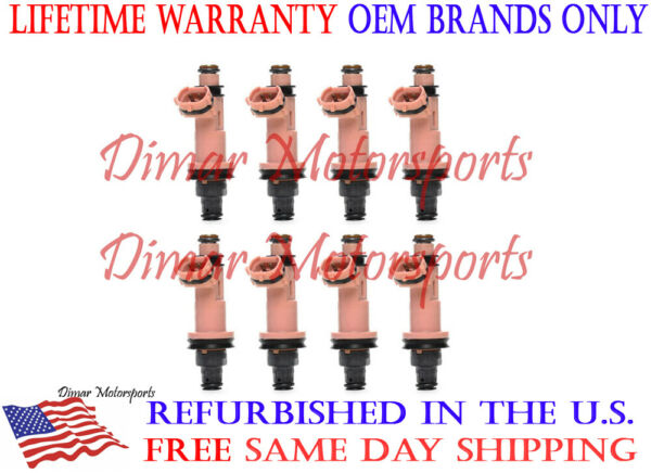 Fuel Injector Set for 2001-2007 GS430