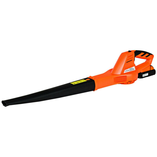 Leaf Blower Cordless Electric Battery Operated Handheld 120 mph Lightweight New