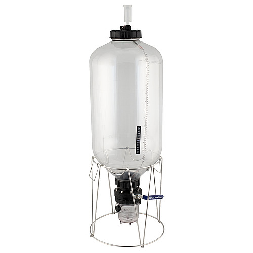 FermZilla Conical Fermenter 13.2 gal. 55 L w Stainless Stand Beer Brewing $159.99