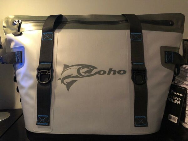 Coho Soft Sided Cooler 30 Cans + Ice