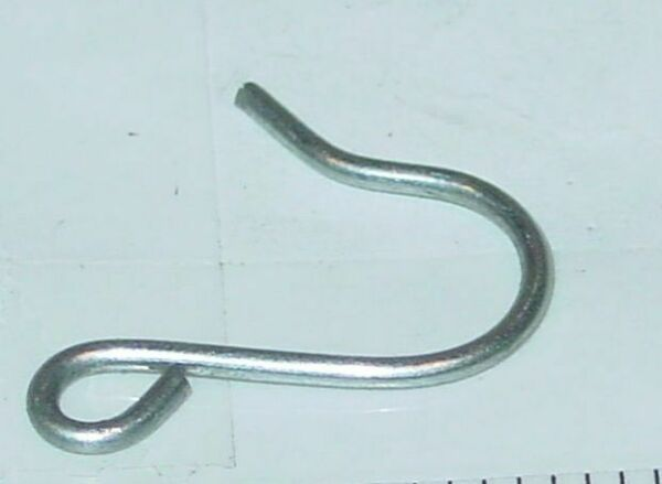 Tonka AAA Wrecker Snow-plow Jeep Stainless Steel Tow Hook NEW PART FREE SHIP!!!