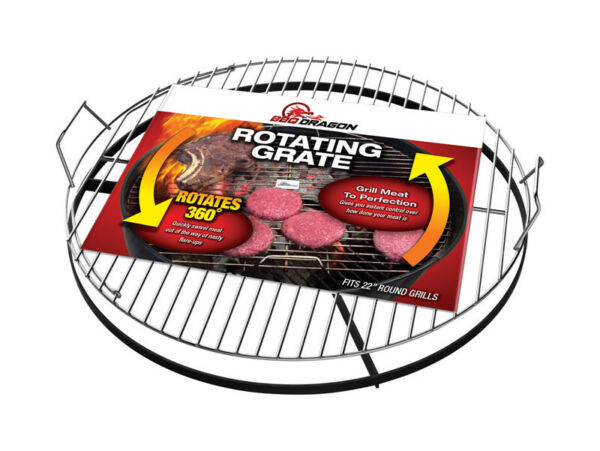 BBQ Dragon Rotating Grill Grate 22 in.