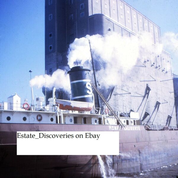 Rare Great Lakes Freighter Ship Vol 3 Lot of Original Photos from Slides on CD
