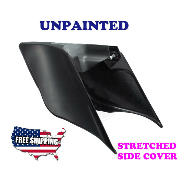 US Stock! Unpainted Stretch Extend Side Cover Panel For 2014+ Harley Road Street