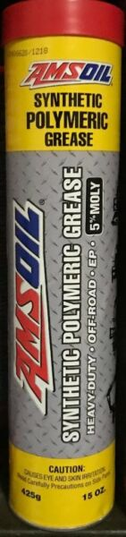 Amsoil Synthetic Polymeric Grease NLGI #2 Heavy Duty Off-Road EP