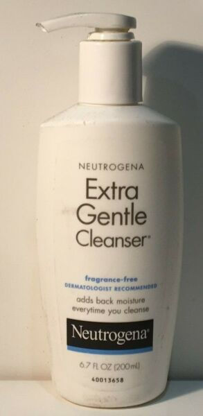 Neutrogena Extra Gentle Cleanser *fragrance free (Discontinued)