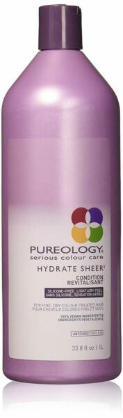 Pureology Hydrate Sheer Conditioner 33.8oz1L