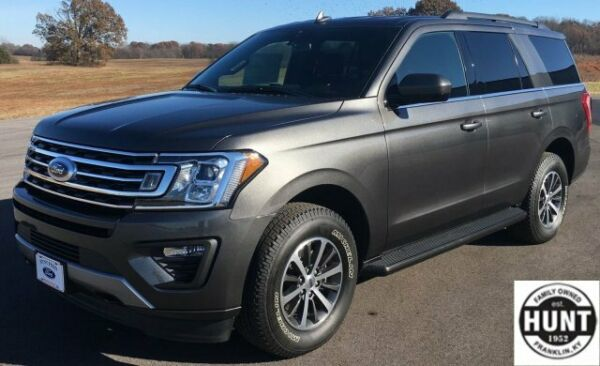 2020 Ford Expedition XLT 2020 Ford Expedition XLT 10 Miles Magnetic Metallic Sport Utility Twin Turbo Pre
