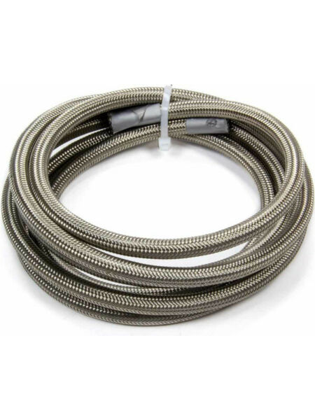 Fragola Hose Series 6000 3 AN 20 ft Braided Stainless PTFE Natural (602003)