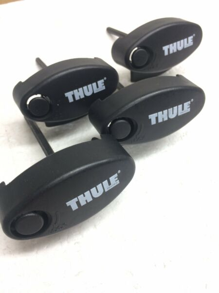 4 Pcs Thule Replacement 450 450R Crossroad Handle Tool End Cap Cover Free Ship $45.00