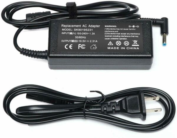 Reparo Replacement 45W Laptop Power Adapter Charger for HP Case of 50PCS