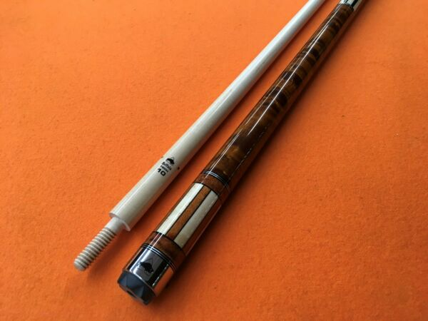 BUFFALO CAROM CUE PREMIUM TECH # 2 ( TECH 10 SHAFT ).