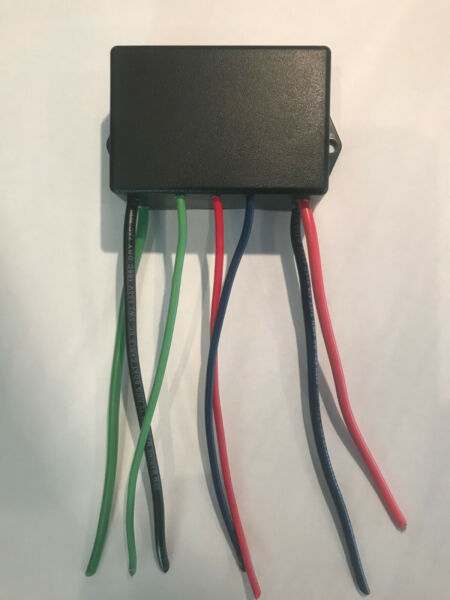 Reversing Relay Module for Power-Pole Shallow Water Anchor Water Proof!
