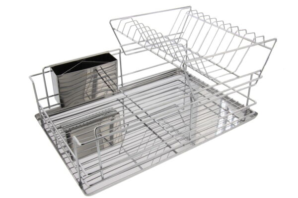 Cuisinart Stainless Steel 2 Tier Dish Drying Rack