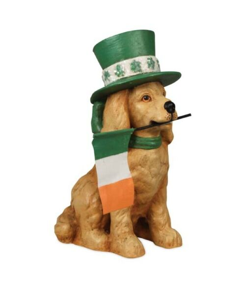 Bethany Lowe St. Paddy#x27;s Dog St Patrick#x27;s Day Must Have FREE SHIPPING $23.99