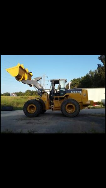 2008 John deere 644j Front end Loader  ****LOW HOURS!!!!!!