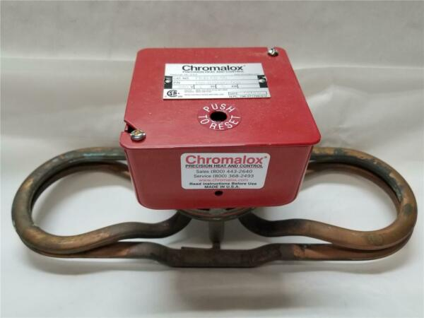 Chromalox TTUH CO 50 Urn or Steam Table Heater 240V 5000 Watts 1PH
