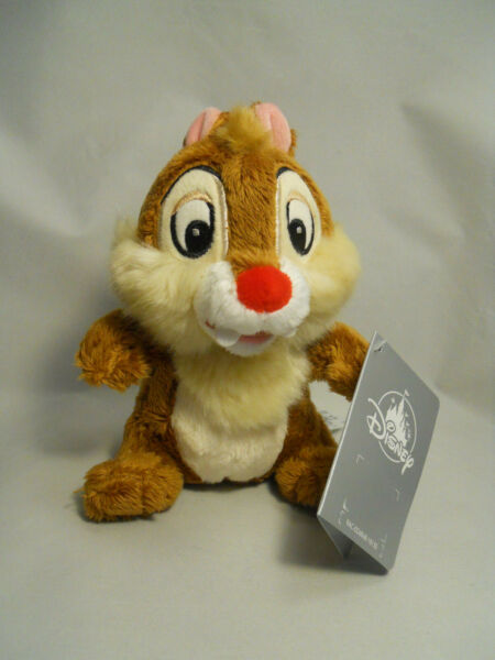 Disney Chip N' Dale  Dale Plush Chipmunk 6