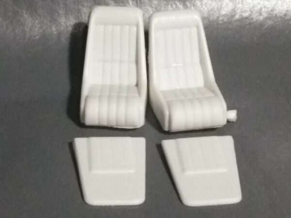 #5 🌟 Bucket Seats 100s MODEL CAR PARTS 4 SALE $5.99