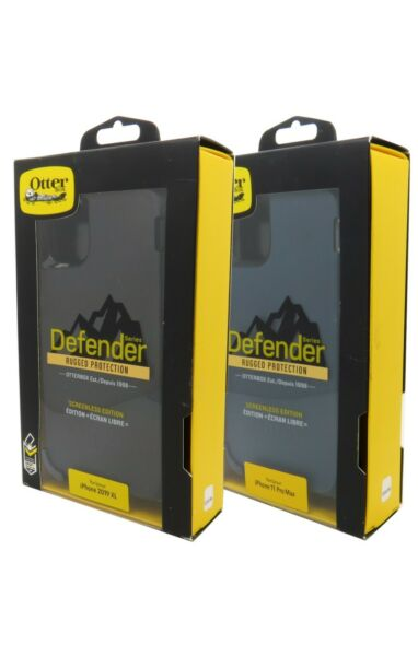 Otterbox Defender Series Case for Iphone 11 Pro Max 6.5quot; With Holster Authentic