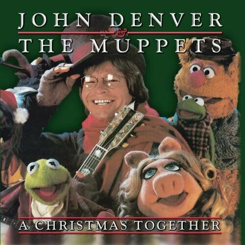 A CHRISTMAS TOGETHER John Denver And The Muppets DVD FREE Muppet Family UNCUT