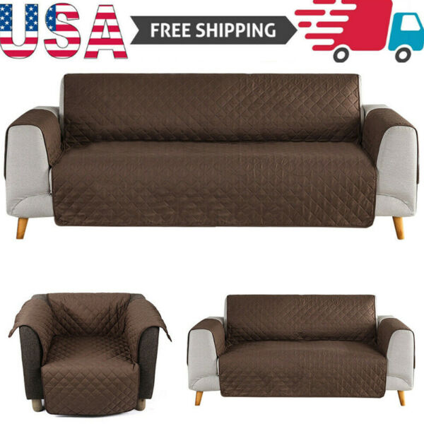 US Pets Dog Chair Seat Sofa Cover Couch Slipcover Covers Mat Furniture Protector $16.99