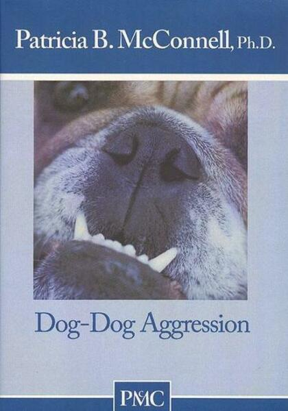 PRICE REDUCED Patricia McConnell quot;Dog Dog Aggressionquot; Reactivity Training DVD $28.00